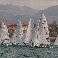 Santander Worlds 470 M Medal race