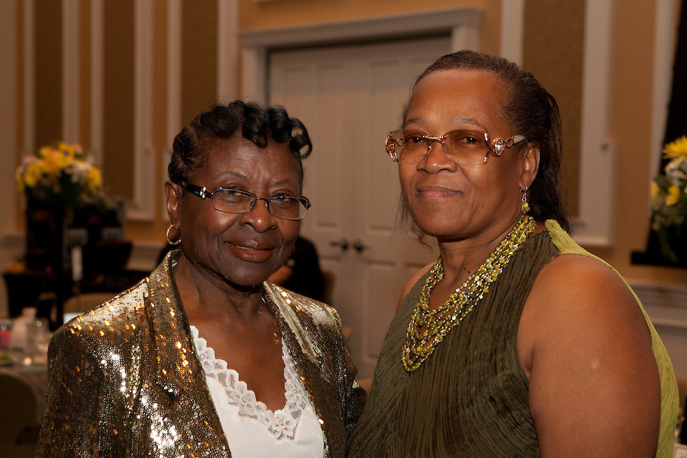 Celebrating Black Heritage at Ohio University Through the Decades at the Black Alumni Reunion Gala in Baker Center on September 28, 2013.