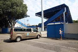 SOPRALLUOGO CURVA EST STADIO PAOLO MAZZA