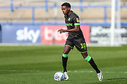 Forest Green Rovers Reece Brown(10) during the EFL Sky Bet League 2 match between Macclesfield Town and Forest Green Rovers at Moss Rose, Macclesfield, United Kingdom on 29 September 2018.