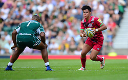 Marcus Smith of Harlequins - Mandatory by-line: Alex James/JMP - 02/09/2017 - RUGBY - Twickenham Stadium - London, England - London Irish v Harlequins - Aviva Premiership
