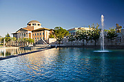 Soka University Founders Hall and Performing Arts Center