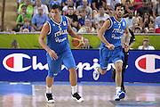 KOPER EUROBASKET 2013 4 SETTEMBRE 2013<br /> NAZIONALE ITALIANA MASCHILE<br /> ITALIA-RUSSIA<br /> NELLA FOTO: ALESSANDRO GENTILE<br /> FOTO CIAMILLO