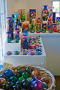Spanish village, Bright, Bold, Pottery, Art Center,  Balboa Park, San Diego, Ca