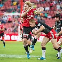Lions vs Crusaders - Super Rugby 2014