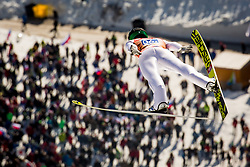 Peter Prevc of Slovenia during Ski Flying Hill Team Competition at Day 3 of FIS Ski Jumping World Cup Final 2018, on March 24, 2018 in Planica, Ratece, Slovenia. Photo by Ziga Zupan / Sportida