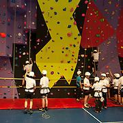 Perth Grammar School Climbing Wall (14/09/12)
