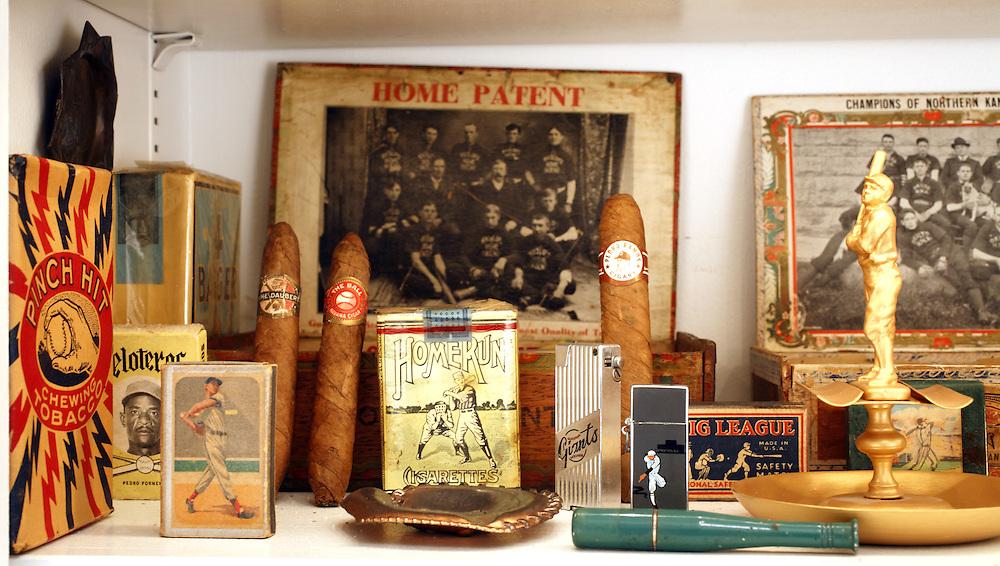Baseball Collection: Tobacco Items