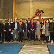 03.03.2017        <br /> Minister of State for Employment and Small Business, Pat Breen TD highlighted the growth potential in the aerospace and aviation industries in the Mid West during a recent visit to the University of Limerick. Picture: Alan Place