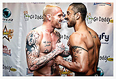 BAMMA 8. Low res Weigh In Photos. 9-12-11