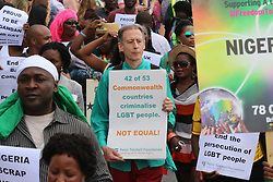 © Hugo Michiels Photography. Brighton, UK. The human rights campaigner Peter Tatchell joins thousands of people take part in the parade at Pride Brighton 2014. Photo Credit: Hugo Michiels