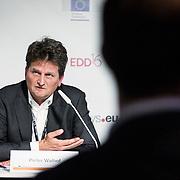 20160616 - Brussels , Belgium - 2016 June 16th - European Development Days - Mobile technology - Democratising health care in Africa - Pieter Walhof , Director Health Insurance Fund , PharmAccess © European Union