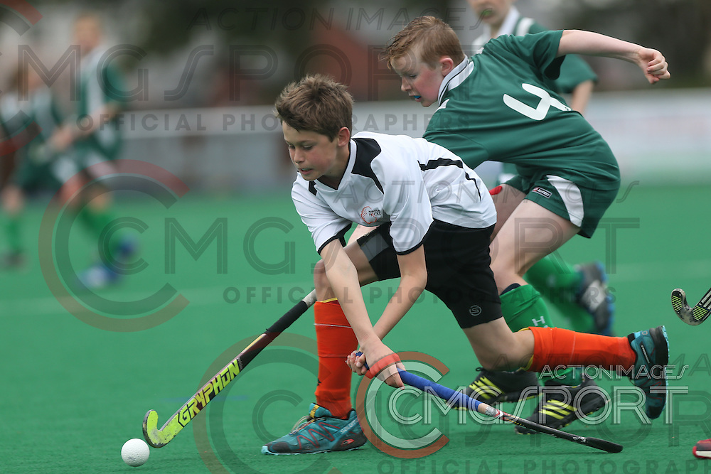 MANAWATU V HAWKE'S BAY DAY 3<br /> U13 BOYS HATCH CUP FROM NUNWEEK PARK IN Christchurch. OCTOBER 3RD - 8TH , 2016.<br /> Photo by CMGSPORT