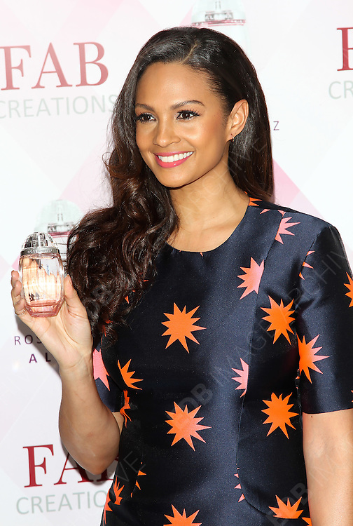 08.JANUARY.2014. LONDON<br /> <br /> CODE - MH<br /> <br /> ALESHA DIXON LAUNCHES HER NEW FRAGRANCE 'ROSE QUARTZ'<br /> <br /> BYLINE: EDBIMAGEARCHIVE.CO.UK<br /> <br /> *THIS IMAGE IS STRICTLY FOR UK NEWSPAPERS AND MAGAZINES ONLY*<br /> *FOR WORLD WIDE SALES AND WEB USE PLEASE CONTACT EDBIMAGEARCHIVE - 0208 954 5968*