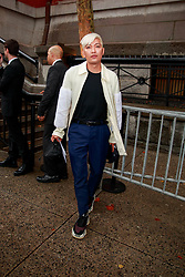 September 13, 2018 - New York, New York, United States - Bryanboy attends Marc Jacobs show at New York Fashion Week,  in New York City, US, on 12 September 2018. (Credit Image: © Oleg Chebotarev/NurPhoto/ZUMA Press)