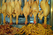 Chicken for sale in the Cuernavaca municipal market, Mexico Mexico. (Supporting image from the project Hungry Planet: What the World Eats.)