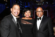 David White, National Executive Director, SAG-AFTRA, Cheryl Boone Isaacs, President, AMPAS, and guest