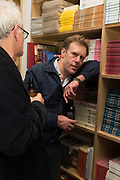 NIALL MCDIARMID, Opening of the Martin Parr Foundation party,  Martin Parr Foundation, 316 Paintworks, Bristol, BS4 3 EH  20 October 2017