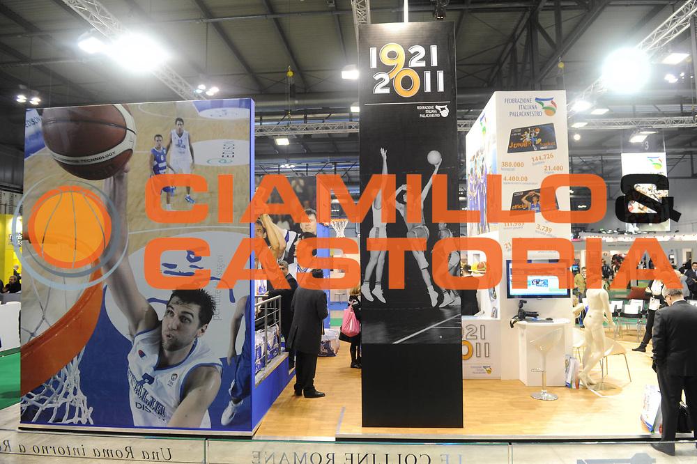 DESCRIZIONE : Milano BIT Borsa Italiana del Turismo FIP Federazione Italiana Pallacanestro<br /> GIOCATORE : Panoramica<br /> SQUADRA : BIT Borsa Italiana del Turismo<br /> EVENTO : BIT Borsa Italiana del Turismo<br /> GARA : <br /> DATA : 17/02/2011<br /> CATEGORIA : panoramica<br /> SPORT : Pallacanestro<br /> AUTORE : Agenzia Ciamillo-Castoria/GiulioCiamillo<br /> Galleria : FIP Nazionali 2011<br /> Fotonotizia :  Milano BIT Borsa Italiana del Turismo FIP Federazione Italiana Pallacanestro<br /> Predefinita :