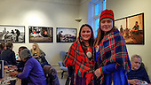 Båatsoe - dokumentarfoto sørsamisk reindrift - utstilling