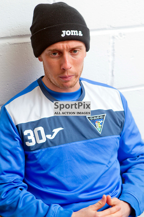 DAFC Presser East End Park 07 January 2016<br /> Joe Cardle previews saturdays match between DAFC and Ross County<br /> <br /> (c) CRAIG BROWN | SportPix.org.uk