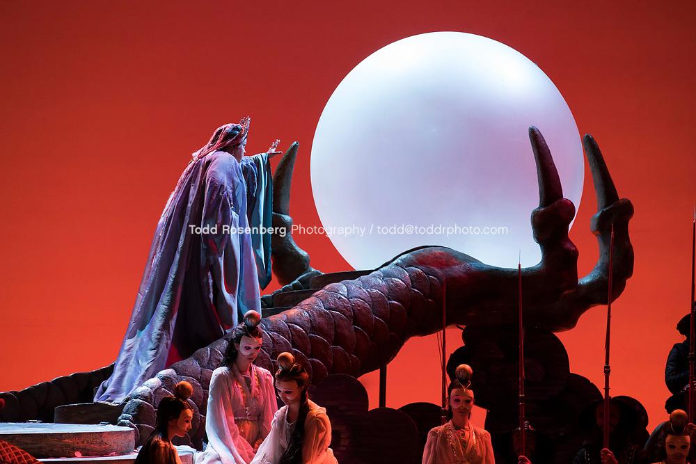 12/2/17 3:44:47 PM -- Chicago, IL, USA<br /> Lyric Opera Presents<br /> Puccinii's Turandot Dress Rehearsal<br /> <br /> &copy; Todd Rosenberg Photography 2017