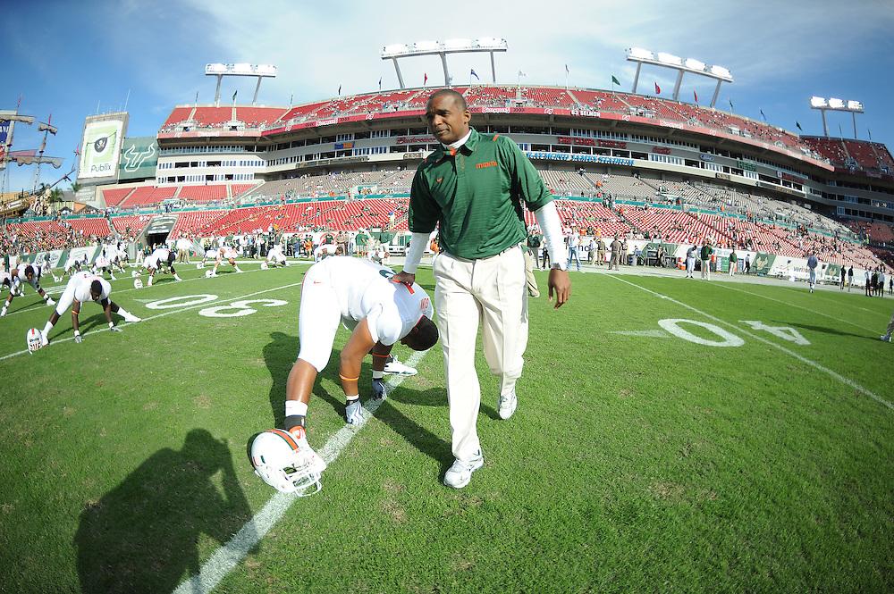 2009 Miami Hurricanes Football @ South Florida