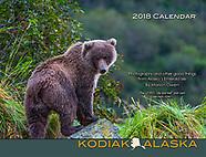 Kodiak Wall Calendar