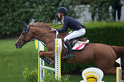 Allen Bertram, (IRL), Romanov<br /> Prix Conseil Général de Loire Atlantique<br /> Longines Jumping International de La Baule 2015<br /> © Hippo Foto - Dirk Caremans<br /> 14/05/15