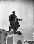 Commodore John Barry Statue, Wexford<br /> 14/10/1958