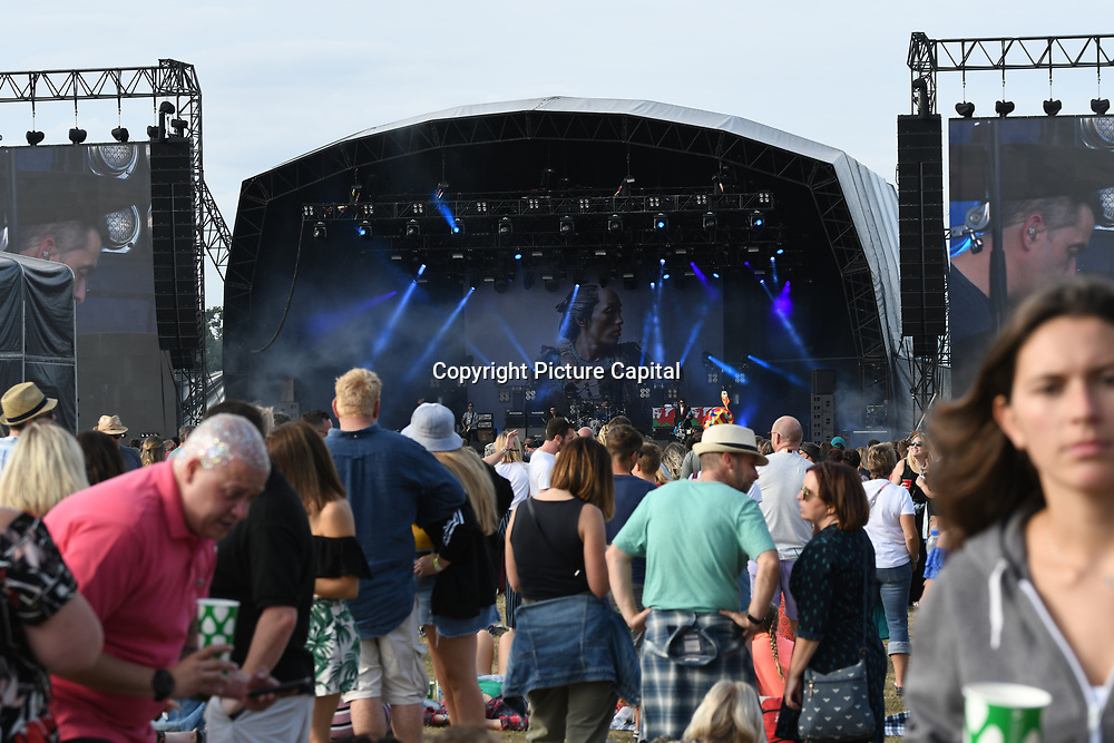 MNEK at RiZE Festival 2018 at RiZE Festival 2018 at Hylands Park, Chelmsford on 17 August 2018, UK.