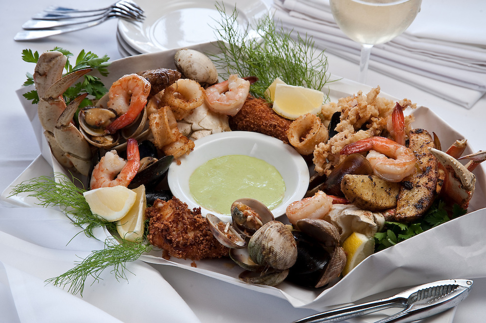 Fresh Seafood Feast