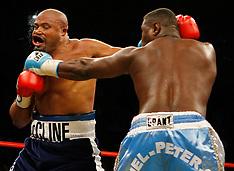 October 6, 2007: Samuel Peter vs Jameel McCline