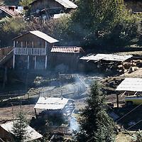 Zinacantepec, Mex.- Comunidad de Loma Alta en las faldas del volcan Xinantecatl (nevado de Toluca), donde se han registrado temperaturas inferiores a los -8 grados. Agencia MVT / Mario Vazquez de la Torre. (DIGITAL)<br /> <br /> <br /> <br /> <br /> <br /> <br /> <br /> NO ARCHIVAR - NO ARCHIVE