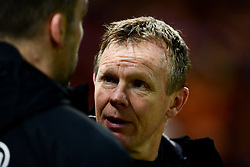Saracens director of rugby Mark McCall - Mandatory by-line: Ryan Hiscott/JMP - 29/12/2019 - RUGBY - Sandy Park - Exeter, England - Exeter Chiefs v Saracens - Gallagher Premiership Rugby