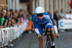 GAFINOVITZ Rotem from ISRAEL during Women Elite Time Trial at 2019 UEC European Road Championships, Alkmaar, The Netherlands, 8 August 2019. <br /> <br /> Photo by Pim Nijland / PelotonPhotos.com <br /> <br /> All photos usage must carry mandatory copyright credit (Peloton Photos | Pim Nijland)