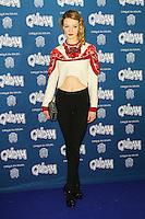 Dakota Blue Richards, Cirque du Soleil Quidam - VIP night, Royal Albert Hall, London UK, 07 January 2014, Photo by Richard Goldschmidt