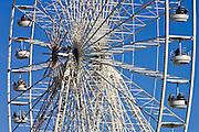 Place de la Concorde ferris wheel, La Grande Roue, Central Paris, France