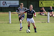 Dundee under 17s v Elgin City in the SPFL development under 17s league at Whitton Park, Dundee, Photo: David Young<br /> <br />  - &copy; David Young - www.davidyoungphoto.co.uk - email: davidyoungphoto@gmail.com