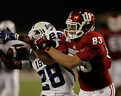 Indiana vs Indiana State Football 2012