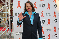 03.07.2015, Maritim Hotel, Koeln, GER, Koelner Aids Gala, im Bild Christian Steiffen (Saenger und Entertainer) // at the receiving to Cologne AIDS Gala in the Maritim Hotel in Koeln, Germany on 2015/07/03. EXPA Pictures © 2015, PhotoCredit: EXPA/ Eibner-Pressefoto/ Deutzmann<br /> <br /> *****ATTENTION - OUT of GER*****
