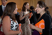 Guests enjoying the 2010 Ashden Awards drinks reception.