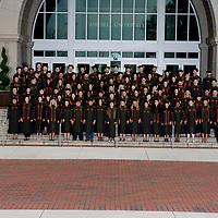 Pharmacy Grad Class Photo