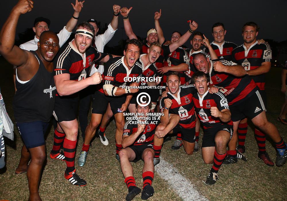Castle Murray Cup Semi Final Varsity College vs SA Home ...