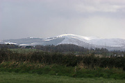 Annavernin, cooley  Mountain, transmitter, snow.