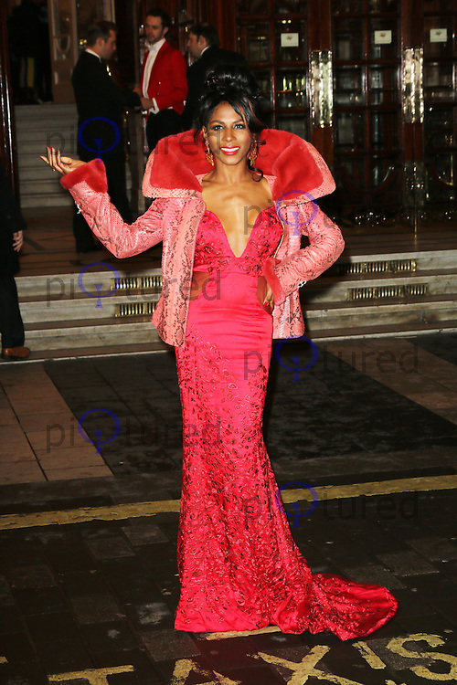 Sinitta, I Can't Sing! The X Factor Musical - press night, London Palladium, London UK, 26 March 2014, Photo by Richard Goldschmidt