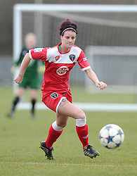 Bristol Academy's Jas Matthews  - Photo mandatory by-line: Joe Meredith/JMP - Mobile: 07966 386802 - 01/03/2015 - SPORT - Football - Bristol - SGS Wise Campus - Bristol Academy Womens FC v Aston Villa Ladies - Women's Super League