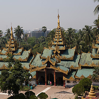 Visit to Yangon March 18th - 20th of 2016