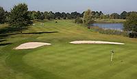 AMERICA (Neth.) - Golfbaan Golfhorst. Hole 12.  COPYRIGHT KOEN SUYK
