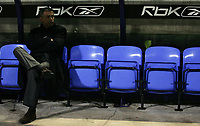 Photo: Paul Thomas.<br /> Bolton Wanderers v Chelsea. The Barclays Premiership. 29/11/2006.<br /> <br /> Jose Mourinho, manager of Chelsea.